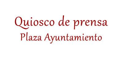 Quiosco Prensa Ayuntamiento