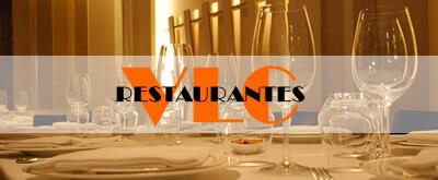 Selección de Restaurantes en Valencia